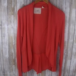 Angels of the North Anthropologie sweater M